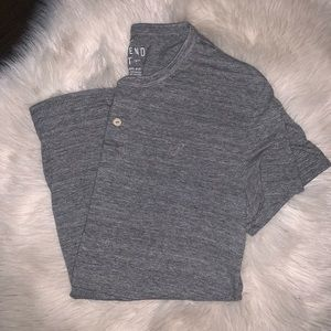 American Eagle Outfitters Shirts - Men's small grey shirt